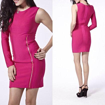 Rasberry Dress