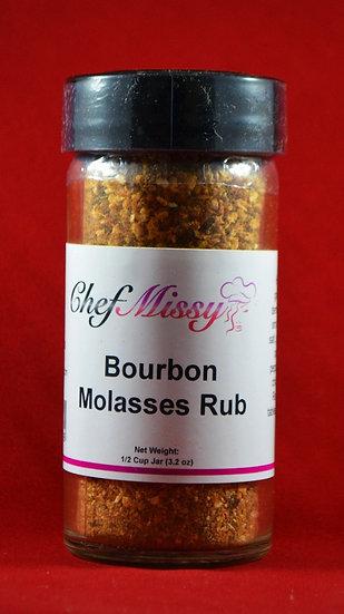 Chef Missy Bourbon Molasses Rub