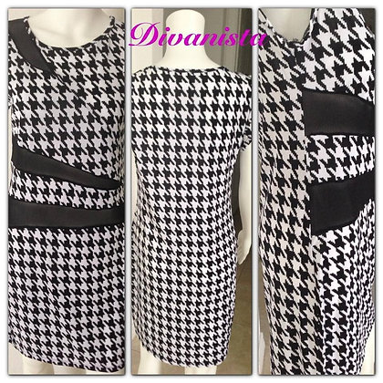 Checkard Dress