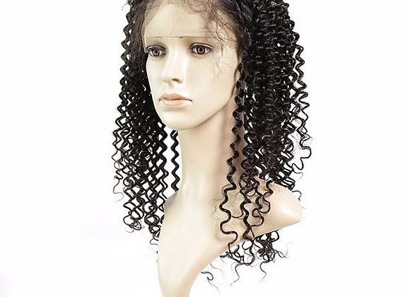 360 Curly Lace Frontal