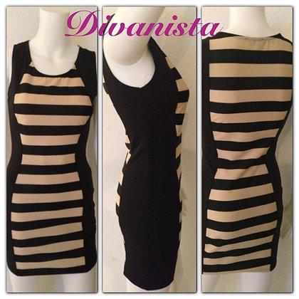 Juniors Stripe Dress