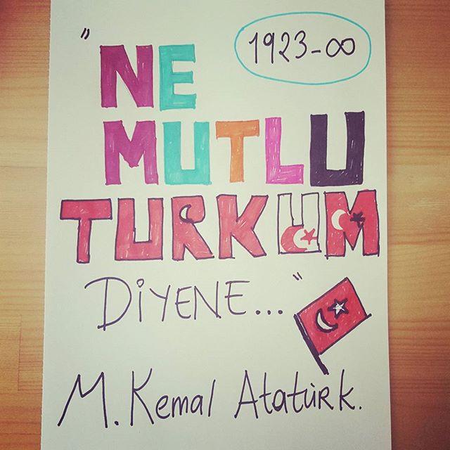 Ne Mutlu Türk'üm Diyene -29 Ekim