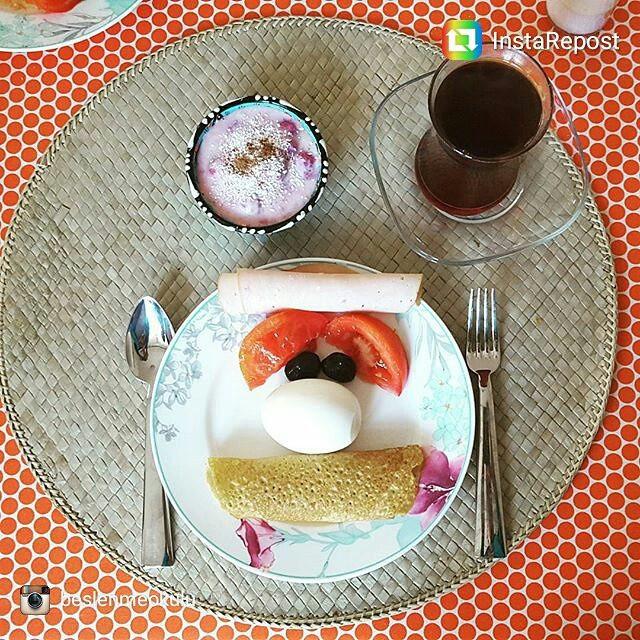 Şaşkın Kahvaltı :)