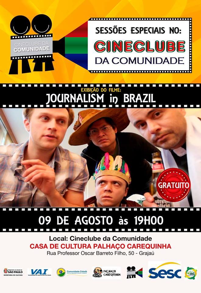 """Média """"Journalism in Brazil"""""""