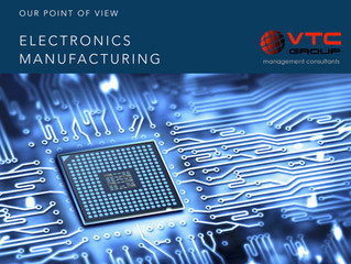 Electronics Manufacturing - our point of view