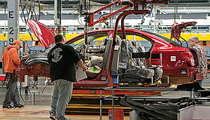 Automotive and Supplier Industry
