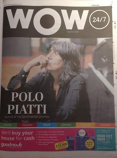 Observer Newspaper 18.3.16 (photo (ⓒ Mar