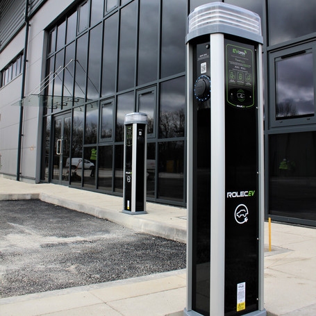 Electric Vehicle Chargepoints