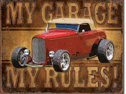 My Garage My Rules #1761