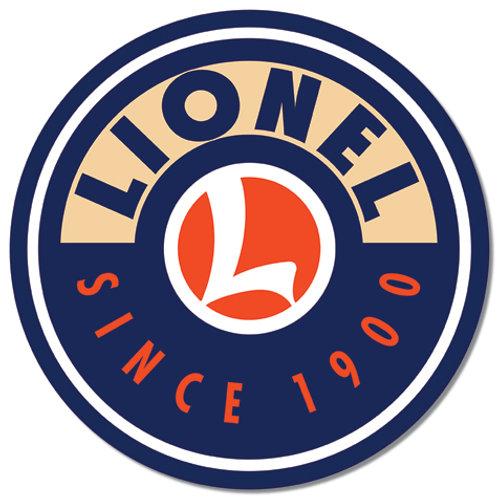 Lionel Logo Metal Sign #2331