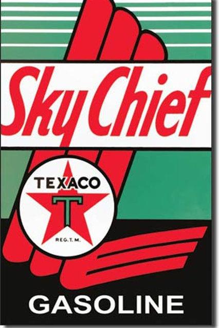 Texaco - Sky Chief Metal Sign #805