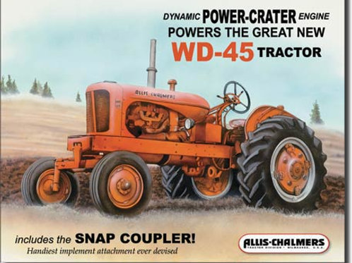 Allis Chalmers - WD45