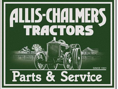 Allis Chalmers - P&S