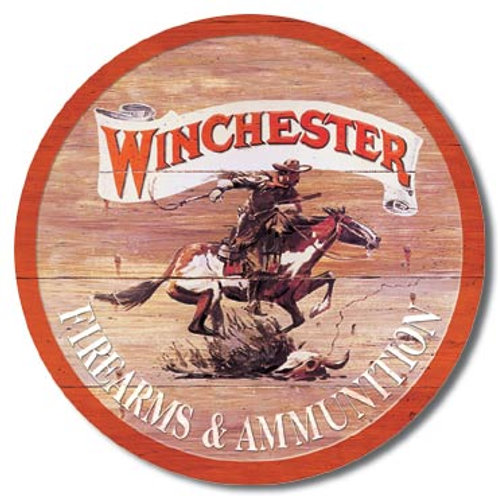 Winchester Express Metal Sign #975