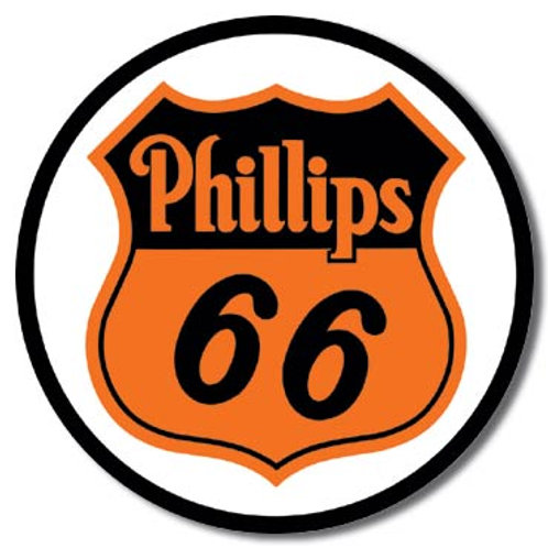 Phillips 66 Shield Metal Sign #794