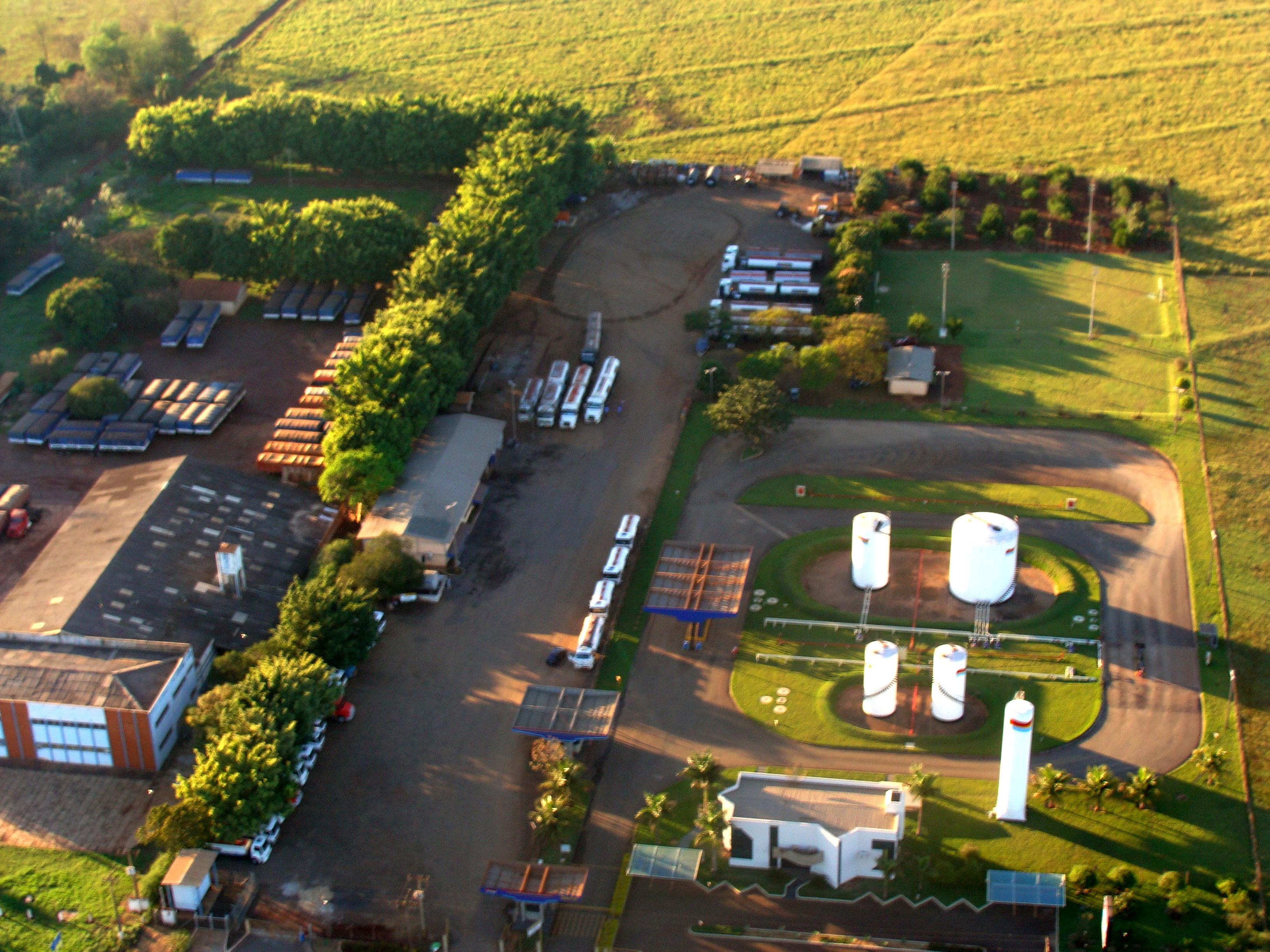 Foto aérea Dourados-MS