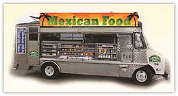 Cool California Style Food Truck
