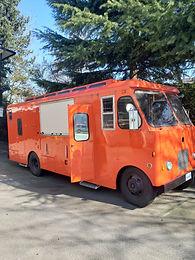 Super Hero Food Truck