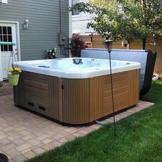Coast Spas Freedom by Pool and Spa Guys