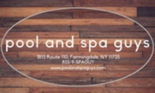Pool and Spa Guys Farmingdale Pools Freeform Aboveground Semi Inground Spas Hot Tubs Jacuzzi Swimspa Chemicals Parts Aquasport Radiant Optimum Long Island Coast Spas