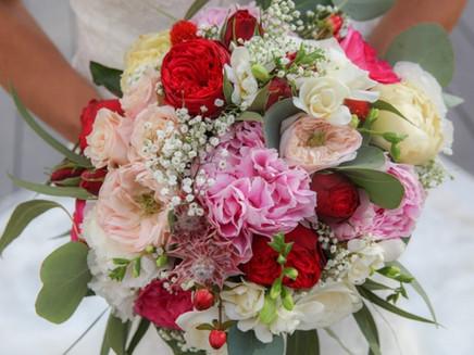 Bouquet de la mariée 2019