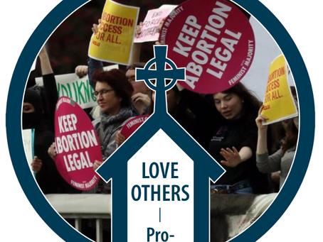 Loving Others - Pro-choice