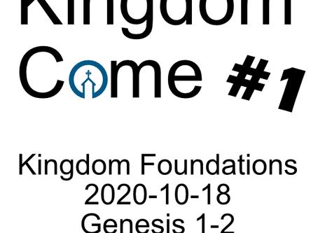Kingdom Come #1