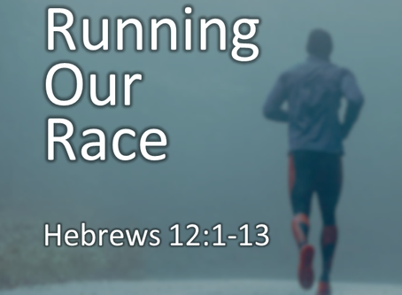 Running Our Race