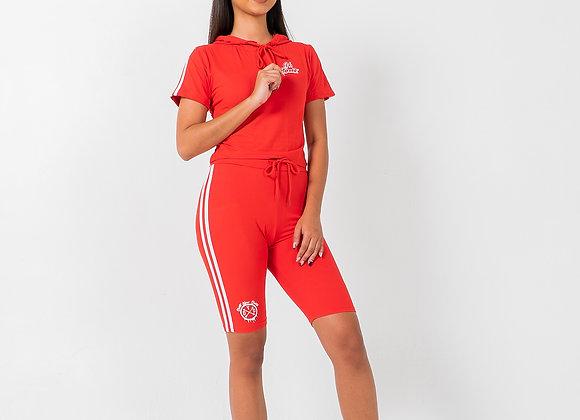 Women's Red Set