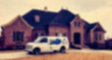 Clean Team van in front of home.jpg