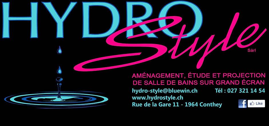 Bureau ambulant Hydro-Style