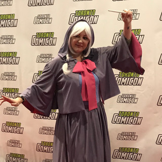 Fairy Godmother Cosplay