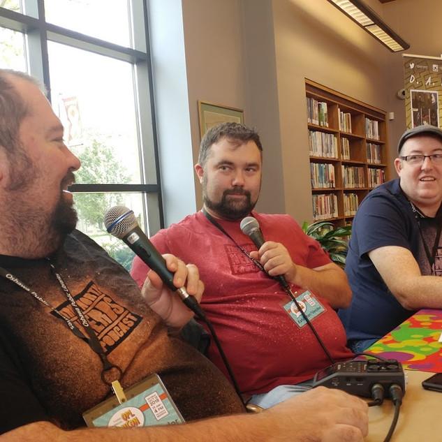 Oshawa Public Library FanCon
