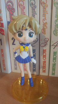 Sailor Uranus QPosket figure