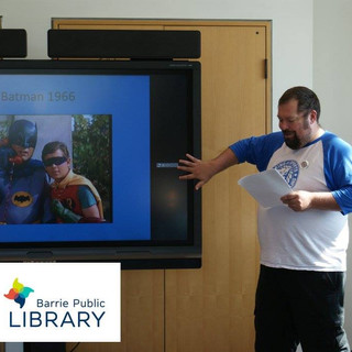2017 Barrie Public Library Comic Con