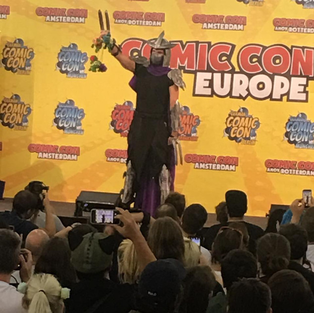 2018 Munich Comic Con