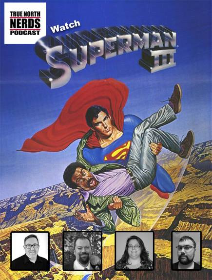 2018 Special Episode Superman 3 Commenta
