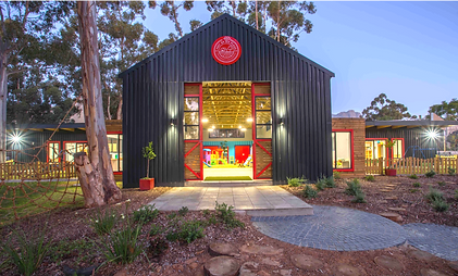 Container architecture project - Newpre School