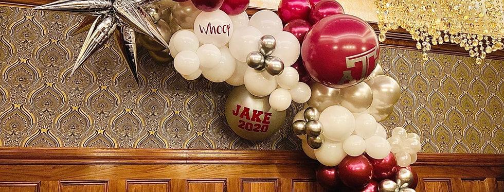8 ft DELUXE Balloon Garland