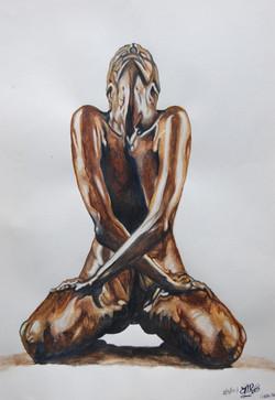 'Bronze Nude'