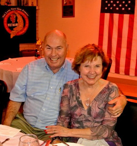 Colonel Paul Gill and Maryanne
