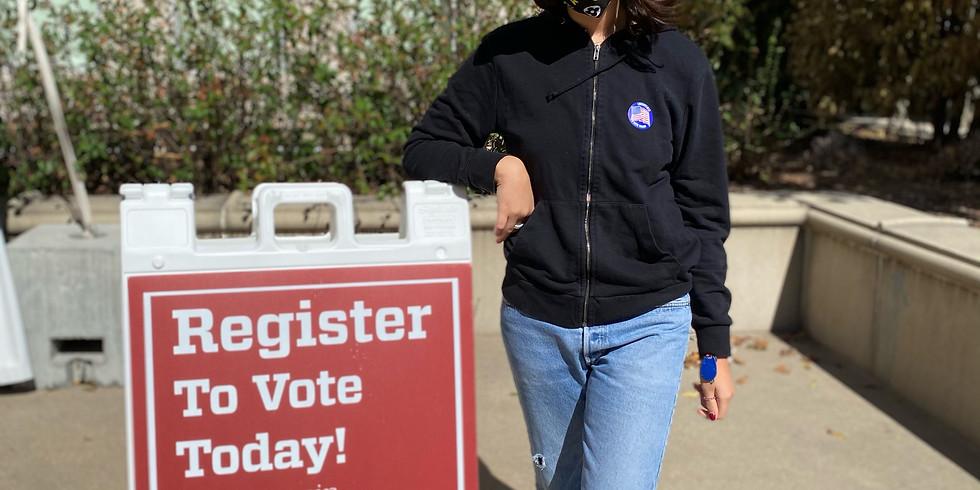 Voter Registration @ Hillel