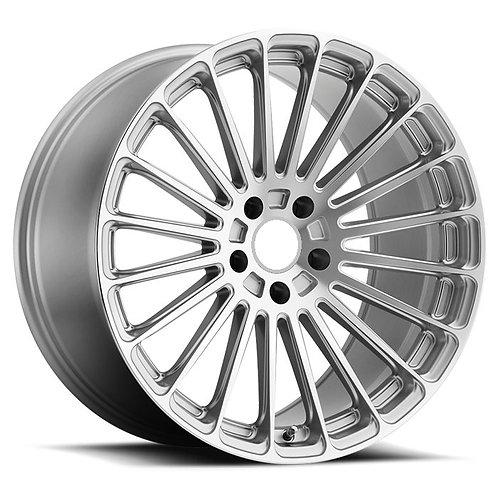 Turbina - Titanium Silver