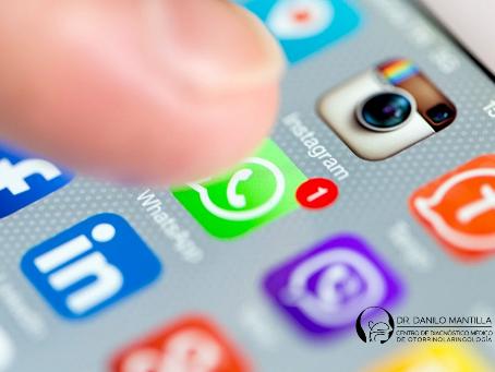 WhatsApp y la consulta médica