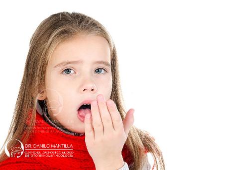 Tos en niños | Diagnóstico y tratamiento
