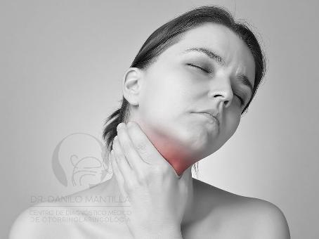 Faringitis | Dolor de garganta | Ardor de garganta