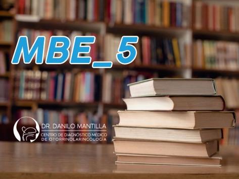 Medicina Basada en Evidencias | Tomo 5 | Teorema de Bayes