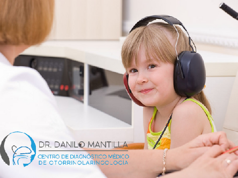 Hipoacusia en niños   Avances en el tratamiento
