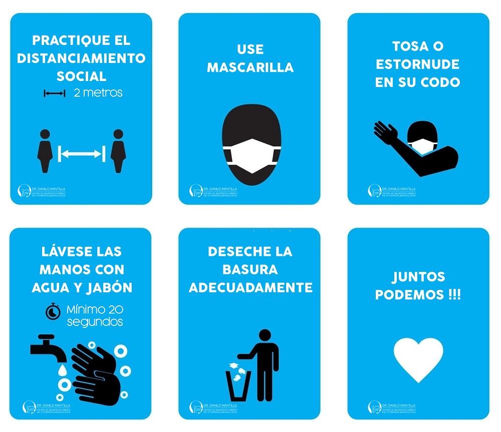 COVID-19 | Coronavirus | Prevención | Quito - Ecuador