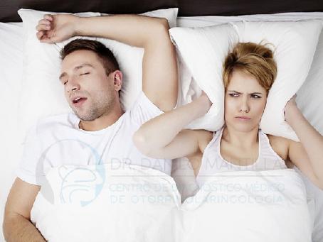 Ronquido | Apnea del Sueño | Diagnóstico y tratamiento